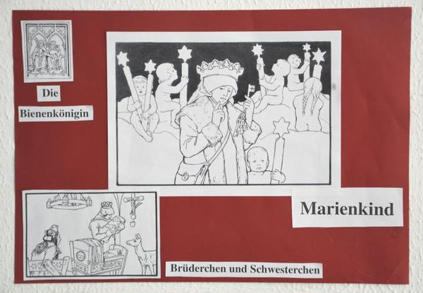 Marienkind Ubbelohde